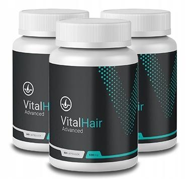 Vital hair